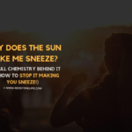 Why Does The Sun Make Me Sneeze? - (The Full CHEMISTRY BEHIND IT) - redstonelife.com
