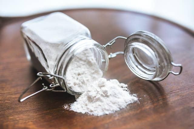 Whiten using Baking Soda