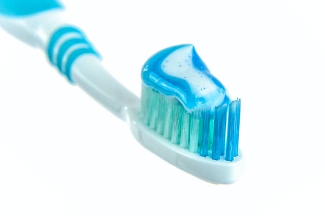 Use A Non-Whitening, Fluoride Toothpaste